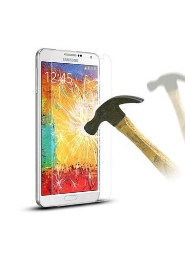 Note3 Neo Tempered Glass Çizilmez Cam Ekran Koruyucu-Kingshark
